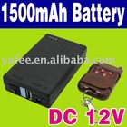 DC 12V Rechargeable Lithium-ion Battery