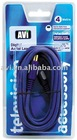 TV Cable (4M in blister card)
