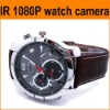 4GB IR watch camera,waterproof,night vision,full hd1080p