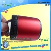 2012 Newest professional Bluetooth Mini Speaker factory