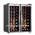 hotel semi-conductor wine refrigerators 'cabinets with 48 bottles
