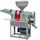 Rice mill and wheat flour machine