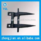 Spare Parts Forged Double Blade Guard