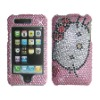 diamond bling cell phone case/protective case