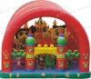 2013 exciting ultimate combo inflatable bounce house