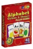 Alphabet flash card for kids education