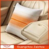 6845 Durable Printing Cushion Cover and can use as winter cushion and quilt