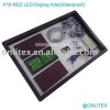 P10-KIT-Waterproof Red LED Display Kits