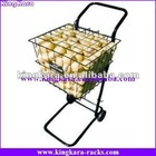 KingKara Tennis Teaching Carts for tennis