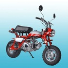 motorcycle Monkey bike A50 with EEC & COC approvals