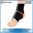 Neoprene ankle support (item:HJ0001-5)