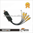 USB 2.0 Easy Capture 4 Channel
