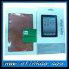 Colorful 3 Folding Leather Case Smart Cover for ipad Mini