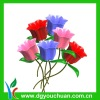 Decorative Vase Artificial Flowers for Wedding