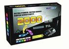 Wireless Lan card 2000MW HOT Selling wifi decoder Wireless USB adaptor wireless wifi receiver