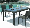 Classical dining table and chairs