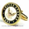Coin and Token Cufflinks