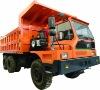 off-highway mining dump truck
