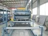 EPS&Rockwool sandwich panel production line