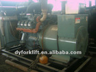 used generator set in nice condition from CIG
