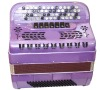 BAC-F9605 button accordion