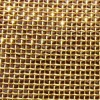 Brass Knit Wire Mesh