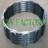 Factory of razor barbed wire BTO-16
