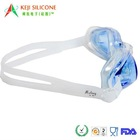 eye protector swimming silicone glass