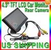 Waterproof LED Night Vision Car Rear View Backup Camera brand new local shipping