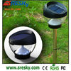 Solar gardern ray sensor lamp with mosquito repeller