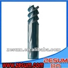 Tungsten end mill cutting tool