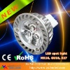 3W E27 die casting link body LENS MR16 LED Spot Light