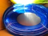 kpt 2.0mm blue el wire with welt for clothes sewing