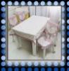Hot Pure Cotton plaid 130*130cm home table cloth