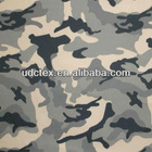 Army suit fabric camouflage uniform N/C 50/50 ripstop