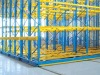 Warehouse heavy duty mobile rack