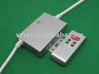 2011 Latest remote control 8 key wireless RF controller