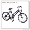100% high quality Electric bicycle with brushless moter