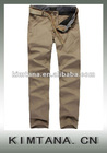 Mens fashion stock chino