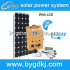 800W DC to AC wall-handing solar racking system