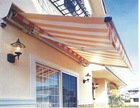 Guangzhou remote control motorized outdoor shade/ awning