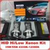 55w H7 6000K hid xenon kit