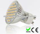 GU10 3.5W 48 3528SMD spot light