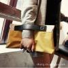 wholesale 2012NEW fashion leather hand bag