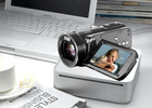 "popuplar digital video camera 12mp with 3"" TFT LCD display, USB2.0, LED light"