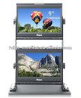 "Rugie 9"" broadcast HD jib monitor for jib crane with SDI HDMI input(TL-S900YHD)"