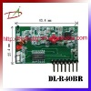 MCU decode super regeneration RF receiver Module