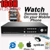 16CH Channels H.264 Surveillance CCTV Standalone DVR Digital Video Recorder Networking Real Time DVR AT-DVR8516H-TD