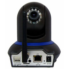 HD 720P Megapixel H.264 P2P dome WIFI IP Camera
