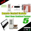 Remote curtain controller